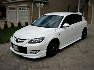 2009 Mazdaspeed 3- Safety and E-Tested