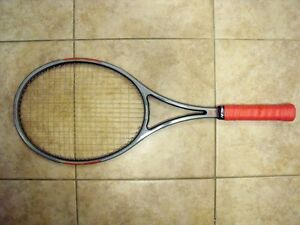 Classic Donnay Braided Graphite Carbo Mid Tennis Racquet 4 1/2