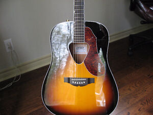 GRETSCH RANCHER G5024E ACOUSTIC GUITAR 9/10 CONDITION