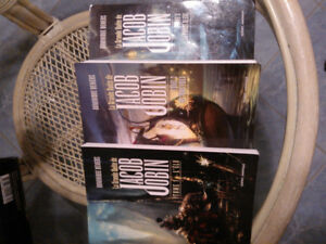 3 livres Collection jacob jobin