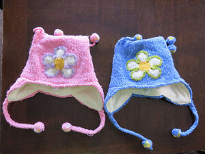 Hand-Knit Winter Hats