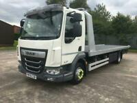 2020/70 DAF LF 180 Manual *12 Ton* Tilt And Slide Recovery Truck