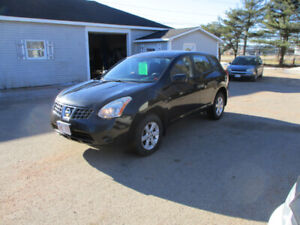 2009 NISSAN ROUGE
