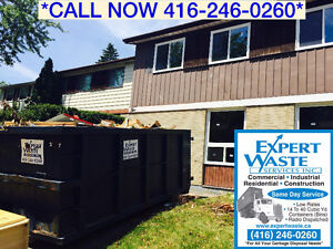 ** DUMPSTERS ** SOIL CLEAN FILL REMOVAL ** 416-246-0260 London Ontario image 2