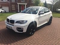 BMW X6 3.0d XDRIVE, M-SPORT, 2013, ONLY 50K MILES, FULL BMW HISTORY, 1 OWNER FROM NEW.