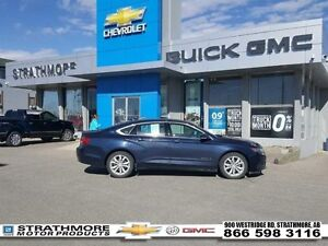 2016 Chevrolet Impala 2LT-V6-Remote start-Rear park assist-Camer