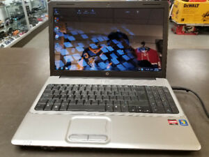 Laptop 15po HP G61 + chargeur