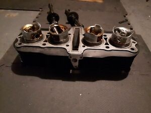 SUZUKI gs750 1978 pistons-cylindres-cams