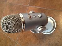 "Blue yeti usb mic - ""needs to be fixed"""