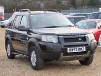 Land Rover Freelander 2.0Td4 2003MY S