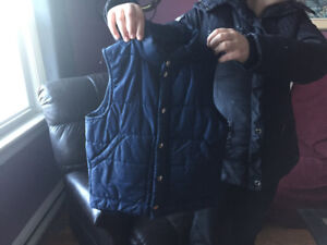 Old kids  vest jacket from the 80s