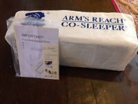 Arms Reach Co-sleeper