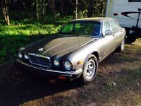PARTING OUT 1986  Jaguar XJ12