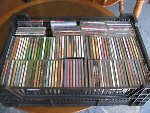 $80.00  INCLUDES   150 CD MUSIC  DISCS ASSORTED MUSIC