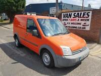 Ford Transit Connect 1.8TDdi ( 75PS ) Low Roof Van T220 SWB L MANUAL DIESEL VAN