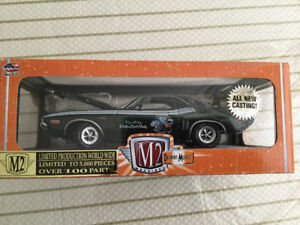 FOR SALE:   1971  DODGE CHALLENGER R/T 383 - 1:24 scale