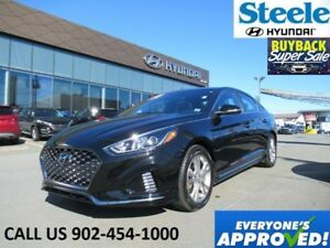 2018 HYUNDAI SONATA Sport Sunroof leather camera heated seats BU