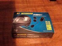 Bt intercoms headset
