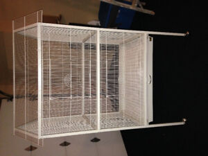 Flight Cage with Accessories