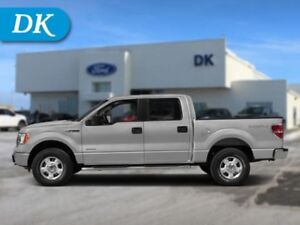 2014 Ford F-150 FX4 LWB 402A w/Leather, Moonroof, Nav, and Much