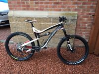 Lapierre Zesty AM 27.5 / 650b custom build Rockshox Hope Renthal Shimano Maxxis