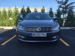 2013 Volkswagen Passat Comfortline Sedan