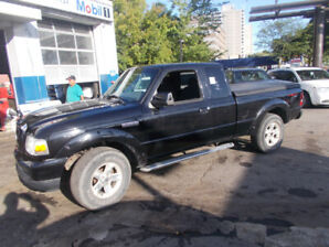 2006 Ford Ranger 134.000 KM 4×4  SAFETY + 1 YEAR WARRANTY