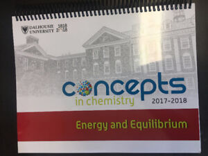 Concepts in Chemistry: Energy and Equilibrium