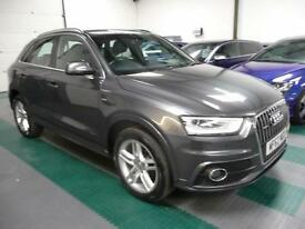 Audi Q3 2.0TDI quattro ( 140ps ) S Line