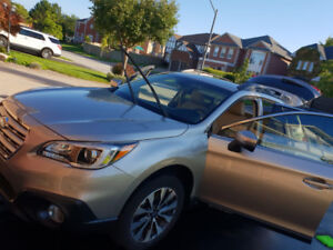 Subaru Outback 2016 2.4 LTD, all features. 38000 km. EXCELLENT