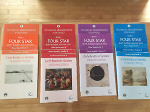 Royal Conservatory of Music Piano Books
