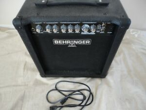 Guitar Amplifer