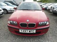 2001 BMW 318I saloon manual OUTSTANDING CONDITION A CRACKER