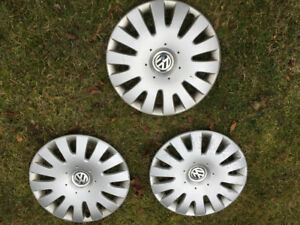 "Hubcaps for 2008 VW Jetta (16"")"