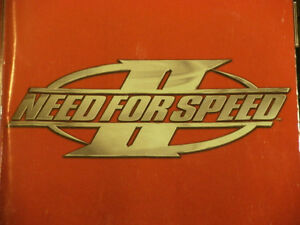 PC Game: NEED FOR SPEED II