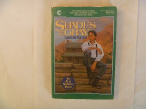 SHADES OF GRAY by Carolyn Reeder - 1991 Paperback