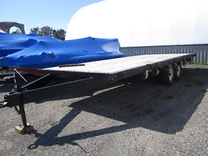 2008 WEBERLANE TRAILER 8'X20'* FINANCING AVAILABLE O.A.C.