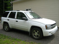 2007 Chevrolet Trailblazer avec seulement 75,000 kms