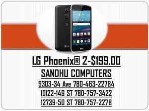LG Phoenix® 2-$199.00 Edmonton Edmonton Area image 1