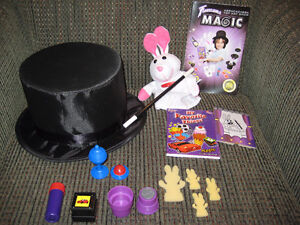 Fantasma Magic Abracadabra Top Hat Show set