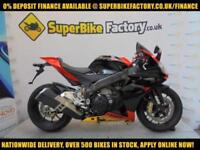 2010 59 APRILIA RSV4 1000CC 0% DEPOSIT FINANCE AVAILABLE