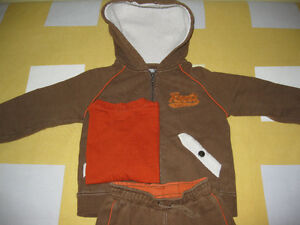 ROOTS tracksuit 4T