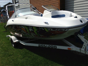 Brp challenger 180 2006 wake wrapper