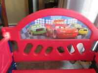 Car Toddler bed $35 negociable