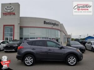 Toyota RAV4 AWD 4dr Limited 2013