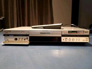 Panasonic DVD player/ recorder