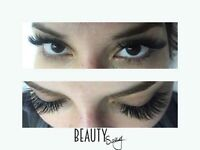 Eyelashes Extensions. VOLUME 2D - 6D . CLASSIC. Price list: only from 30£ to 50£