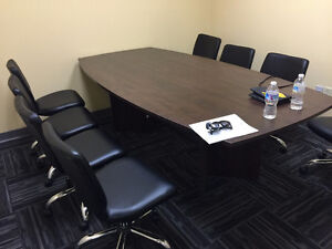 Office or meeting Space for rent, daily based or monthly based