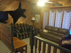 Lakefront Family Cabin for Rent