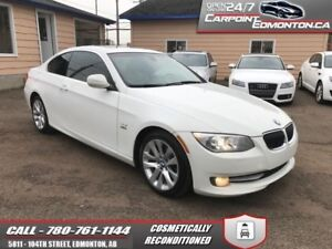 2011 BMW 3 Series 328i xDrive PREMIUM PACKAGE LOW LOW KMS 81567